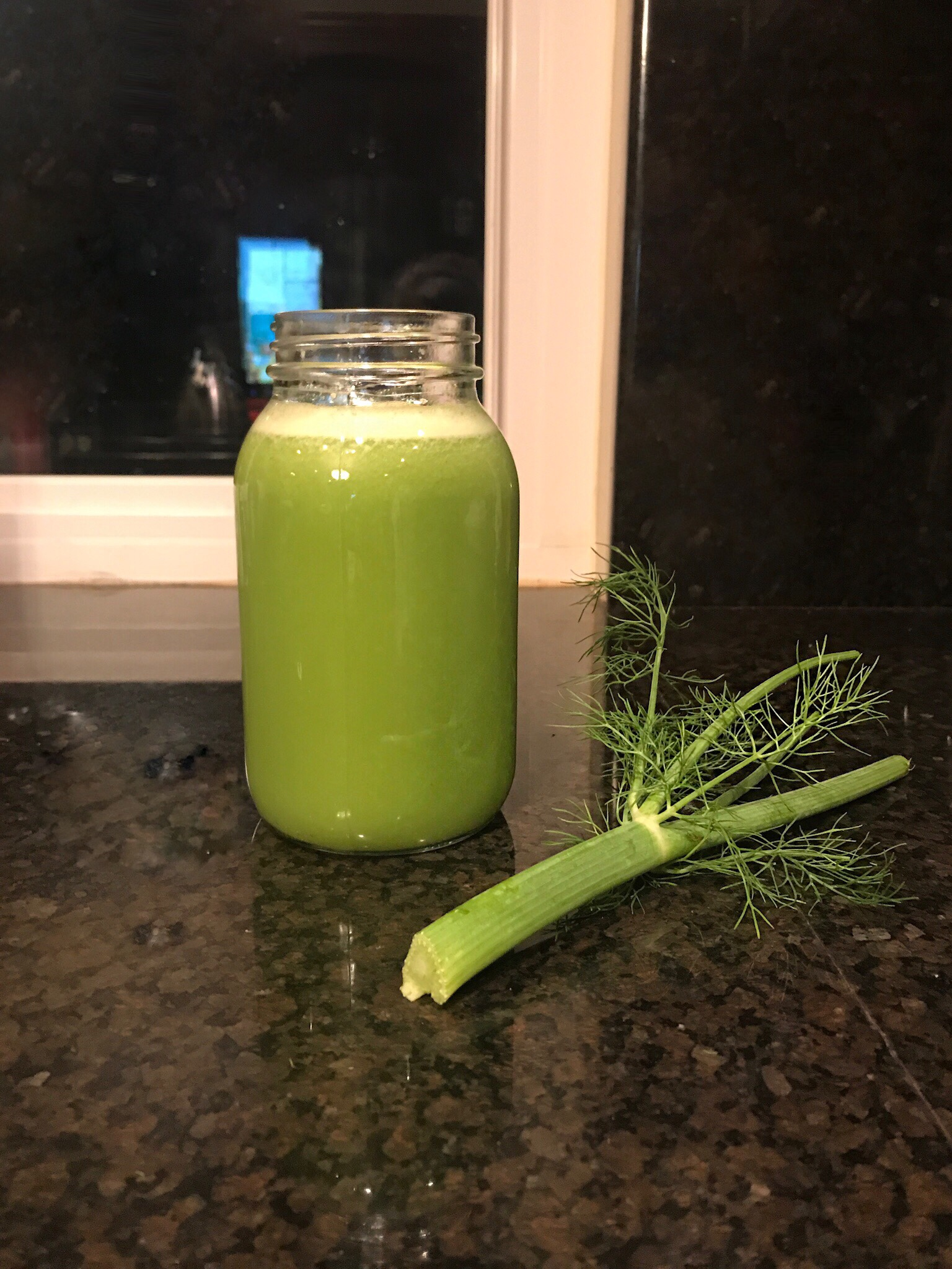 Chady Fit Green Immunity juice