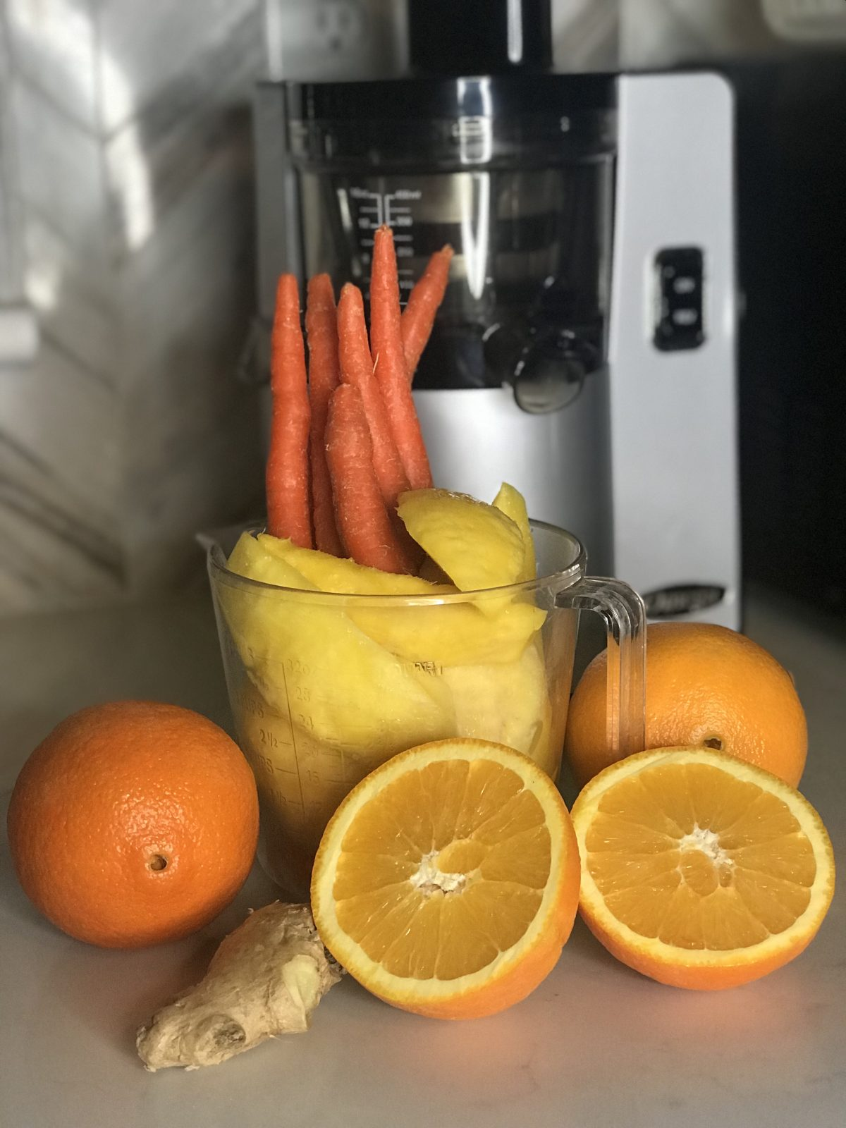 ChadyFit Cold & Flu Buster Juice